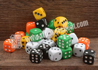 Chiny High Stability Medicine Dice Magic Trick Dice 14mm Size For Magic fabryka