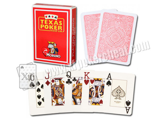 Playing poker in italy marked poker cards instructions