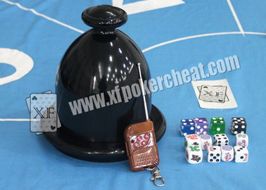 New Style Improved Technology Casino Magic Dice With Remote Control