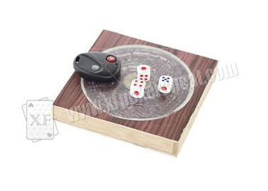 Remote Control Dice Of Casino Magic Dice Praca z pilotem do Magic Show
